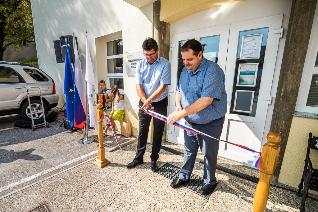 Otvoritev Zobozdravstvene ambulante Bizeljsko-40